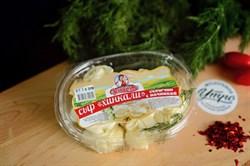 """Сыр сулугуни """"Хинкали"""". Вес: 300 гр - фото 4522"""