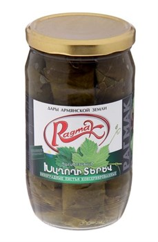 Виноградные листья консервированные Ragmak. Вес: 660 гр - фото 4686
