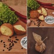 Сыр Белпер Кнолле «Паприка». Вес: 60 гр